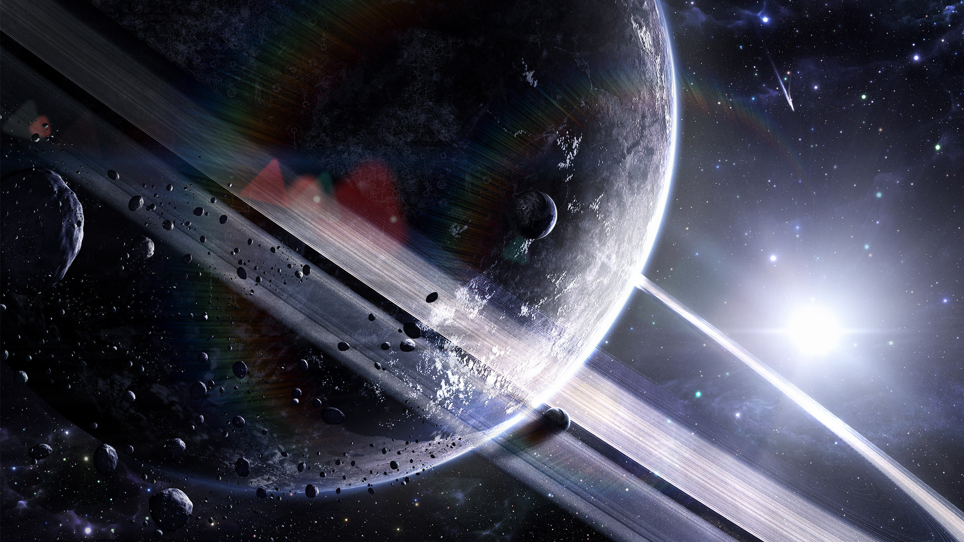 Cool Space Background Wallpapers background