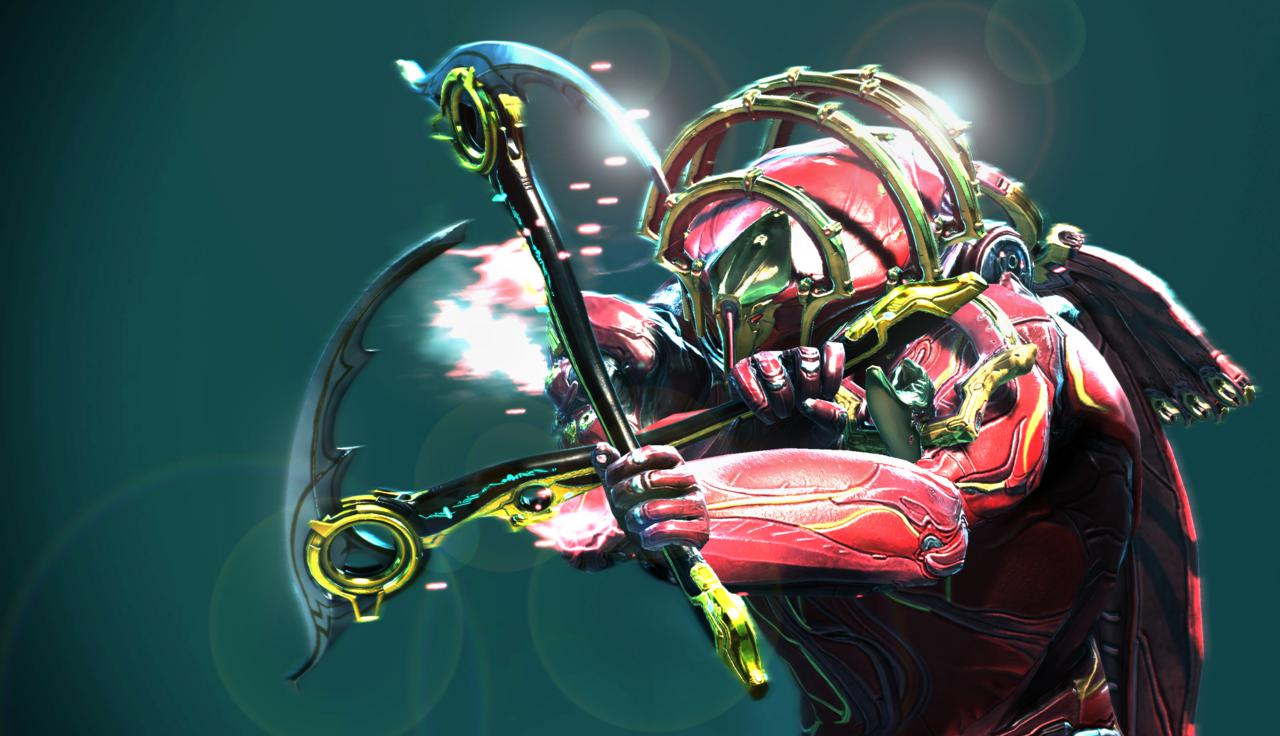 Warframe Volt Wallpapers on