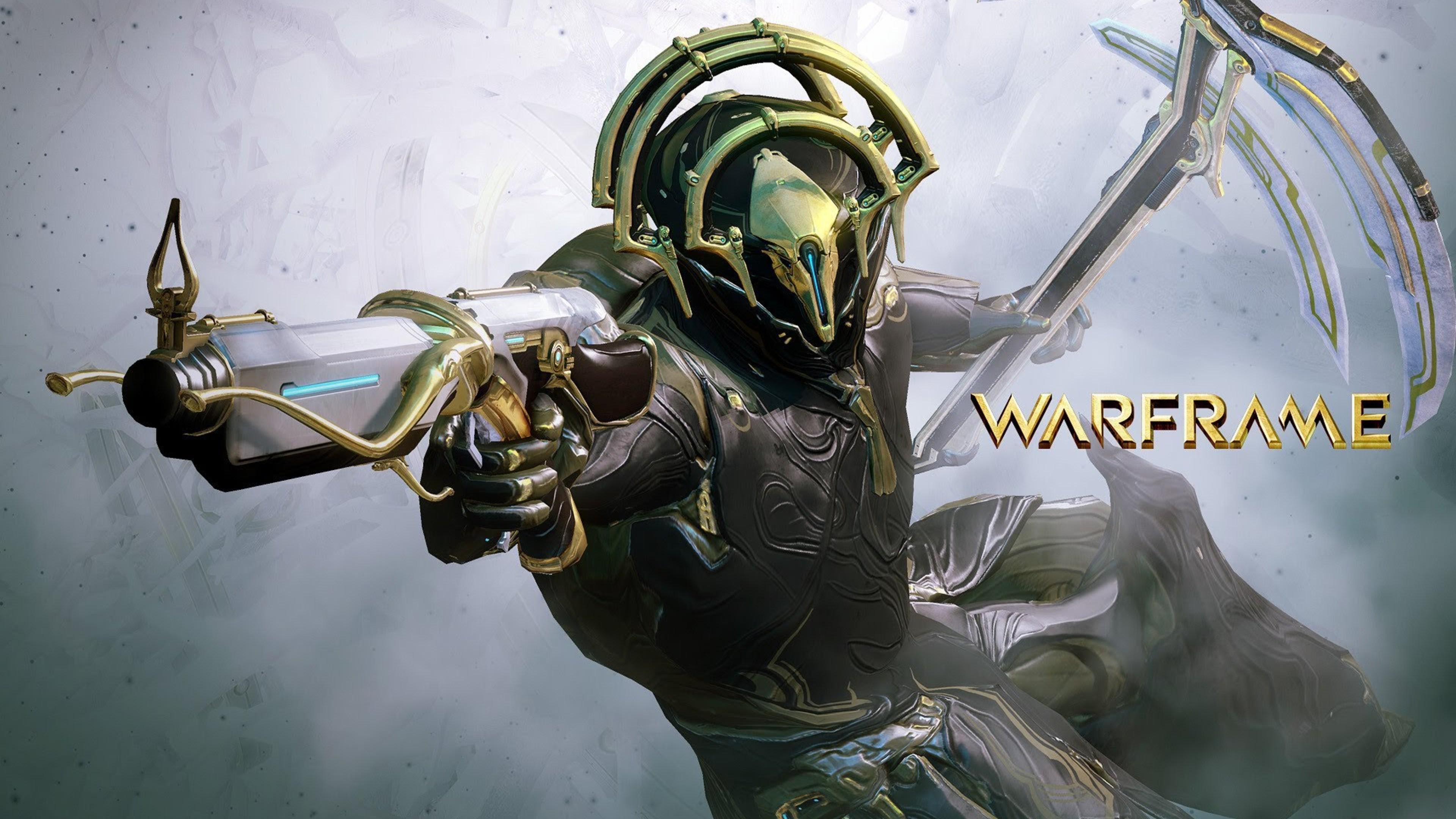 HD Warframe Wallpapers For PC