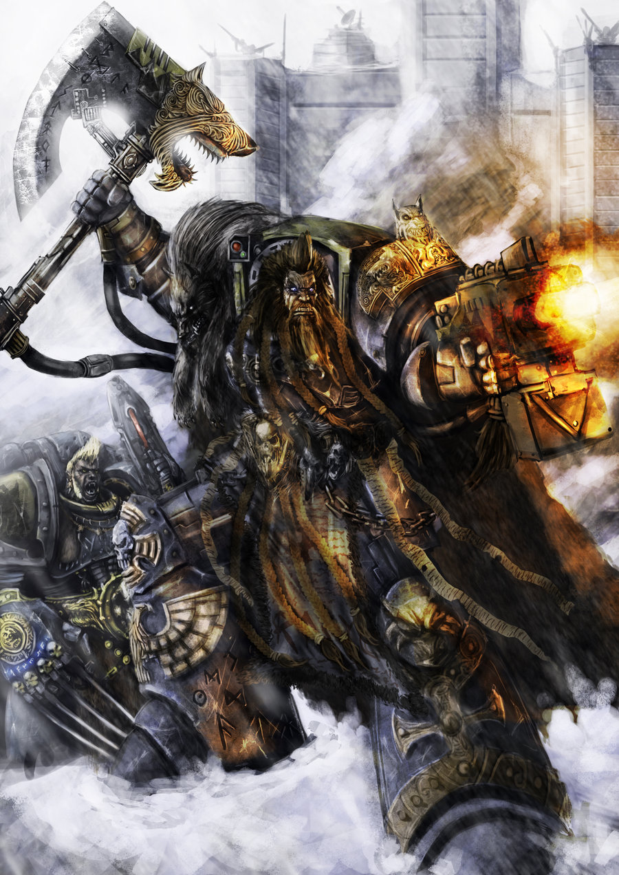 spacewolves Explore spacewolves on