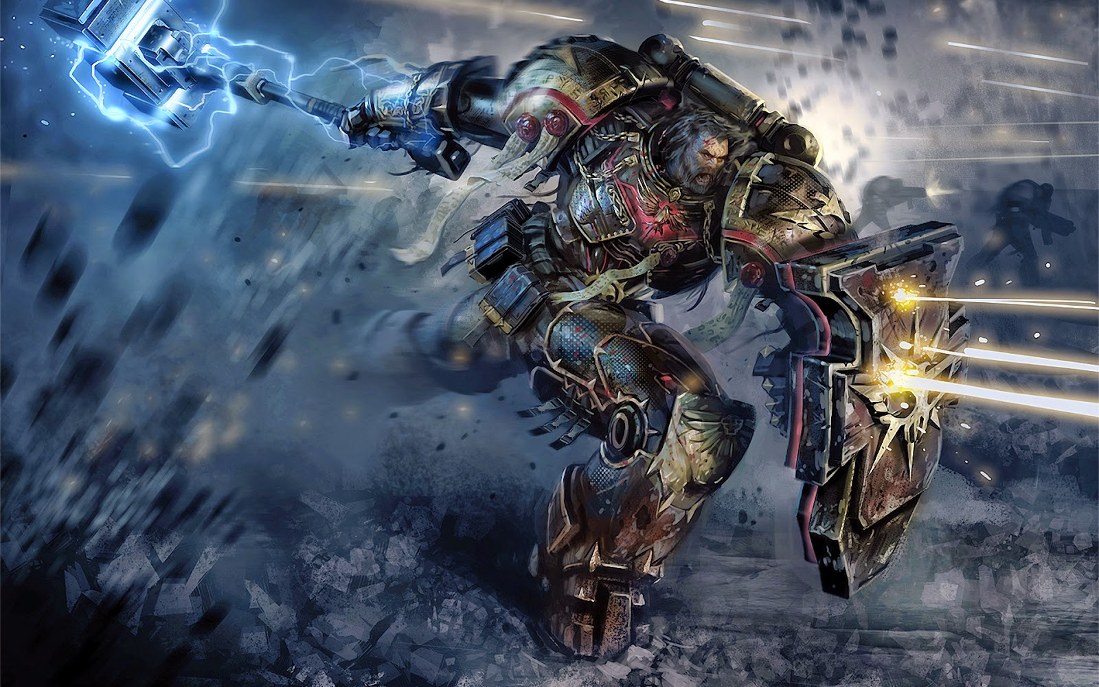 Warhammer Wallpapers HD Desktop Wallpapers wallpapers