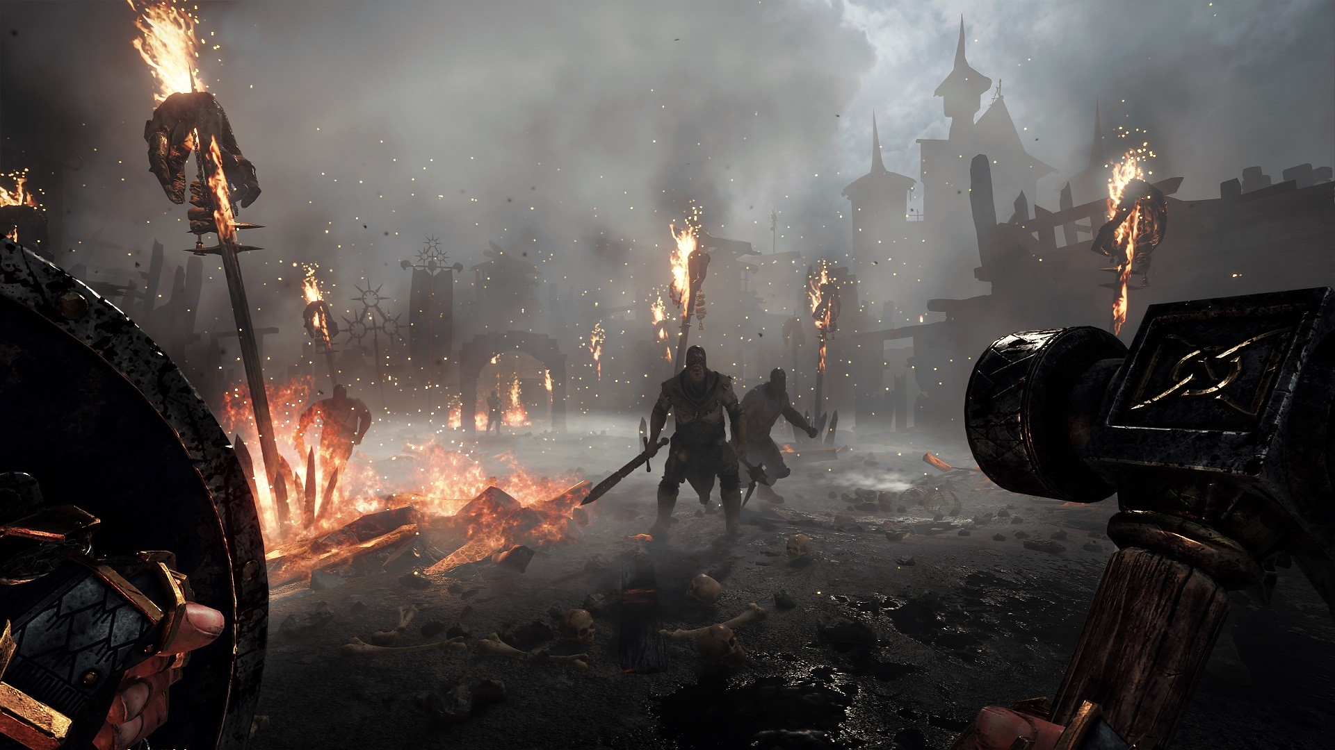Warhammer Vermintide HD Wallpapers  X