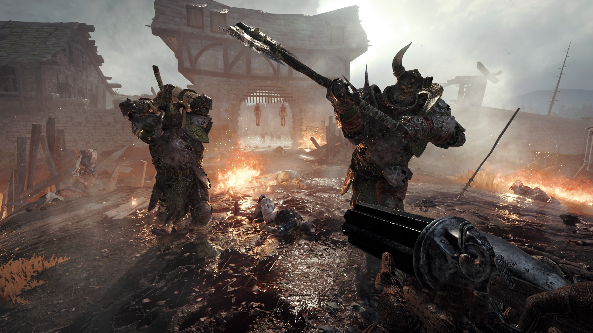 Warhammer Vermintide PC Preview