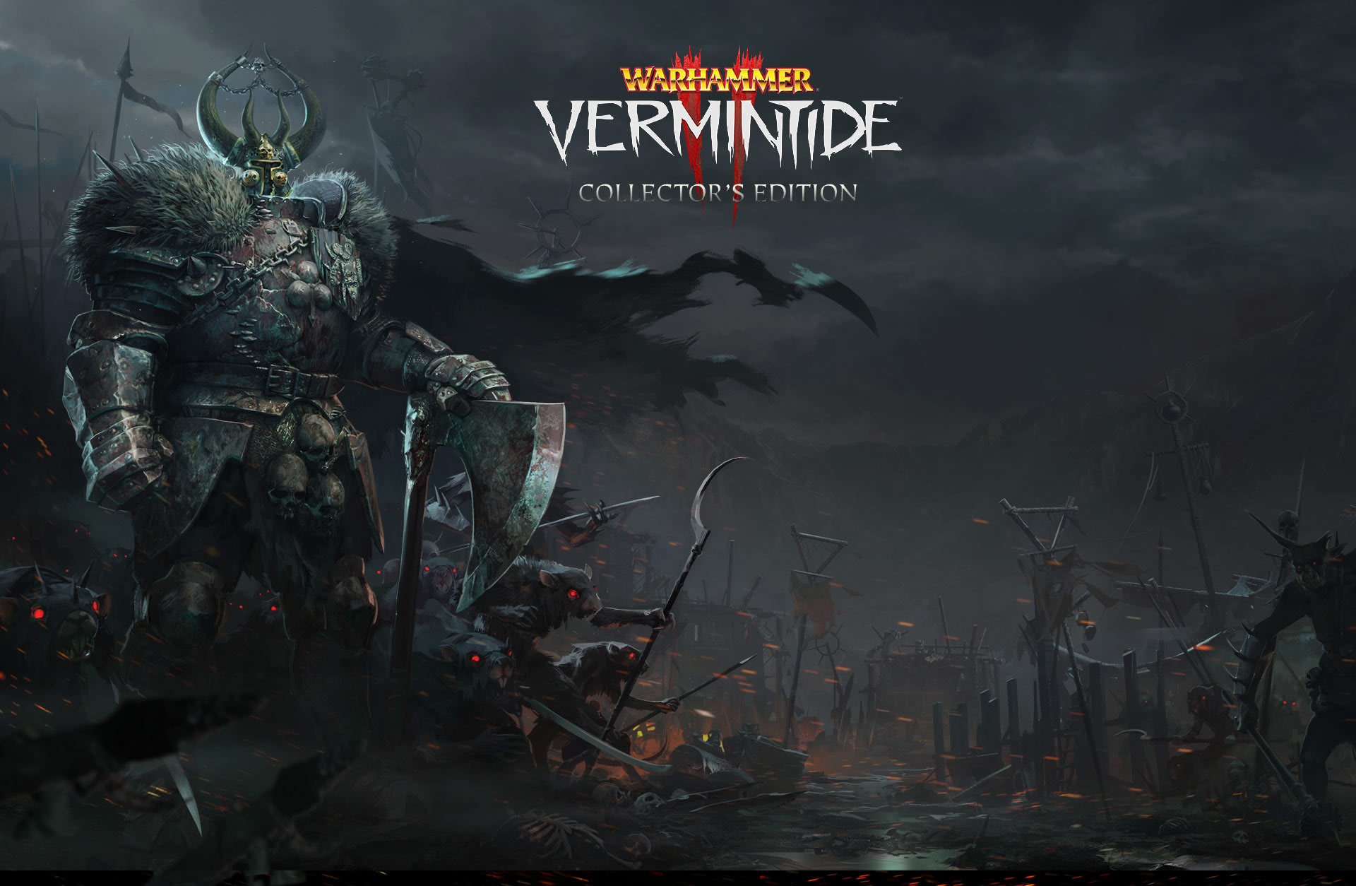 Warhammer Vermintide  Collectors Edition Razer Game