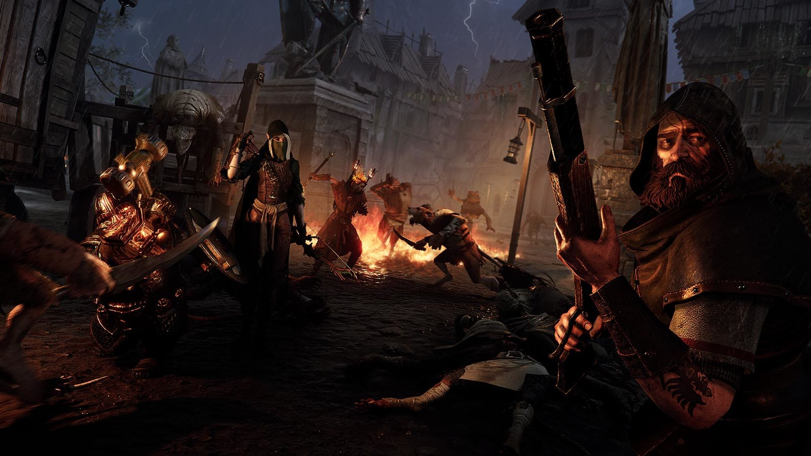 Warhammer Vermintide  Collectors Edition [Steam CD Key for PC