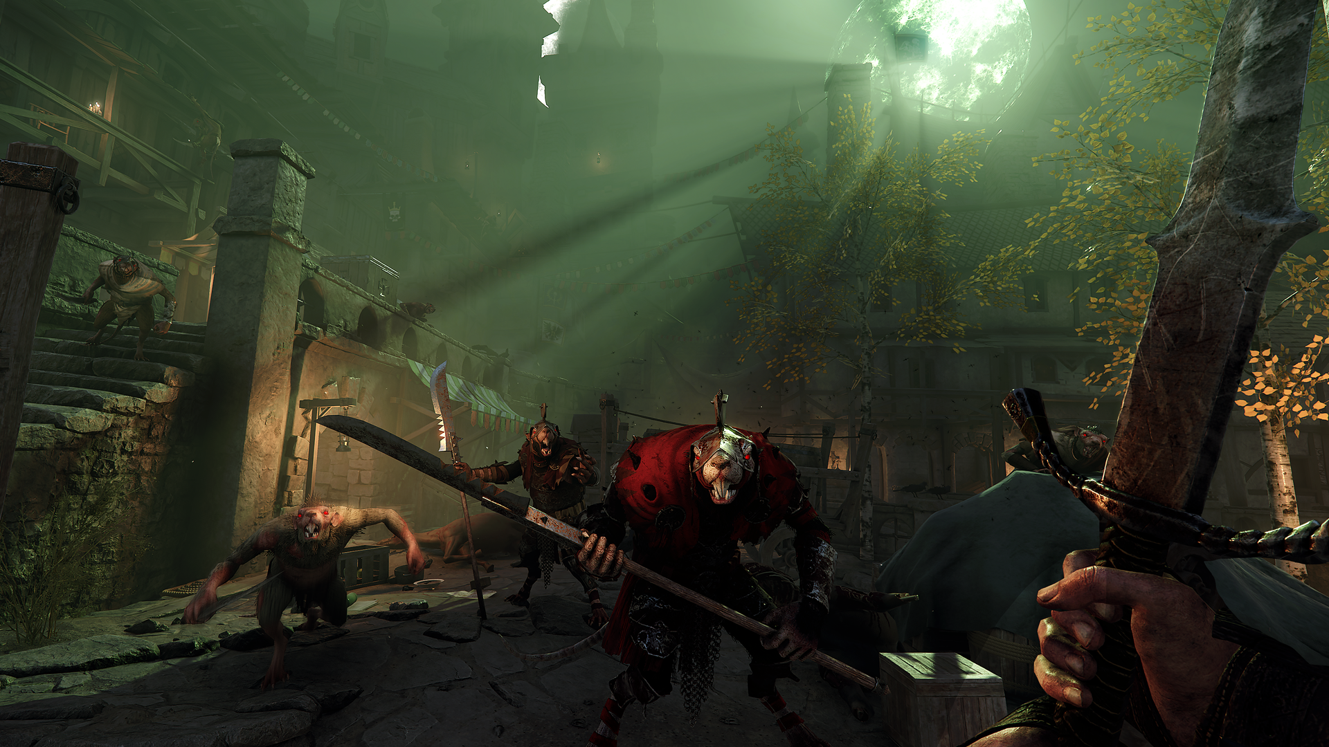 Warhammer Vermintide DLC Shadows over Bogenhafen releases later