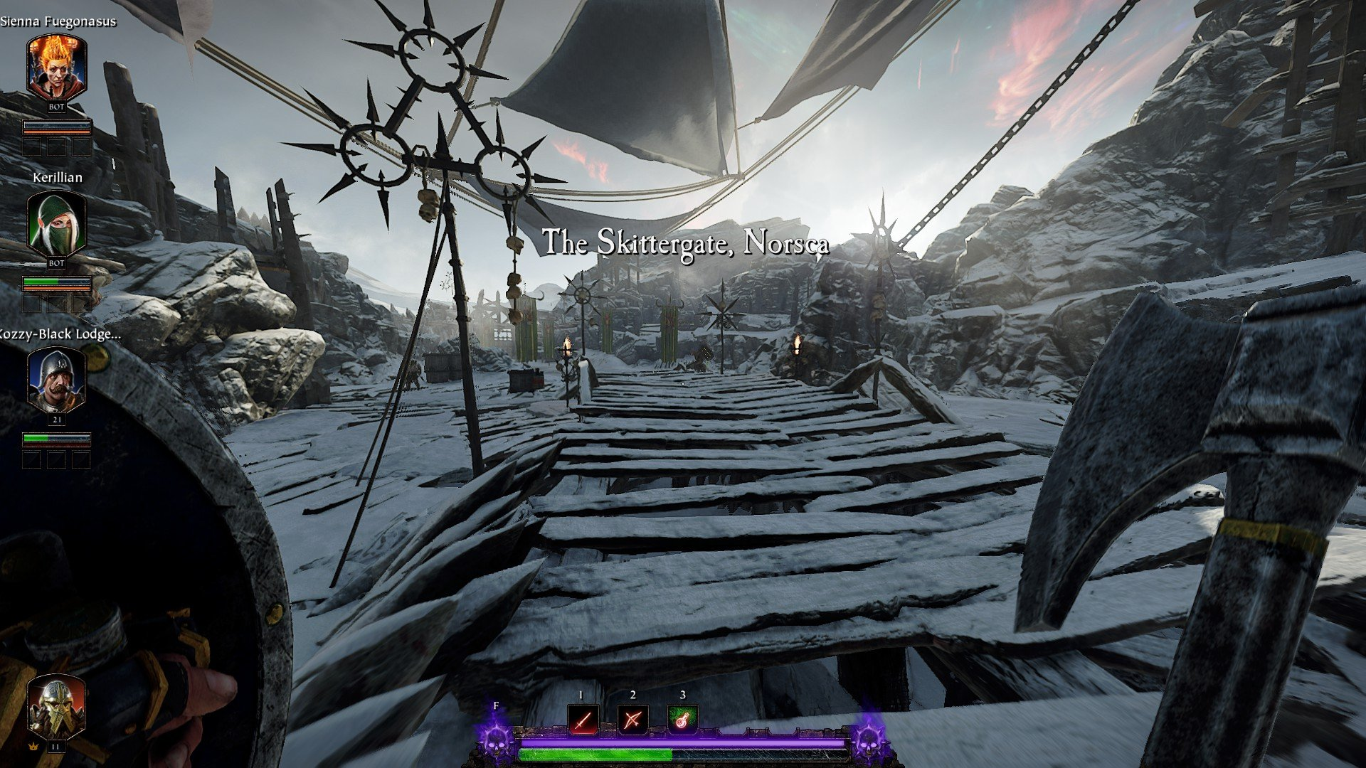 Warhammer Vermintide Screenshots Image  New Game