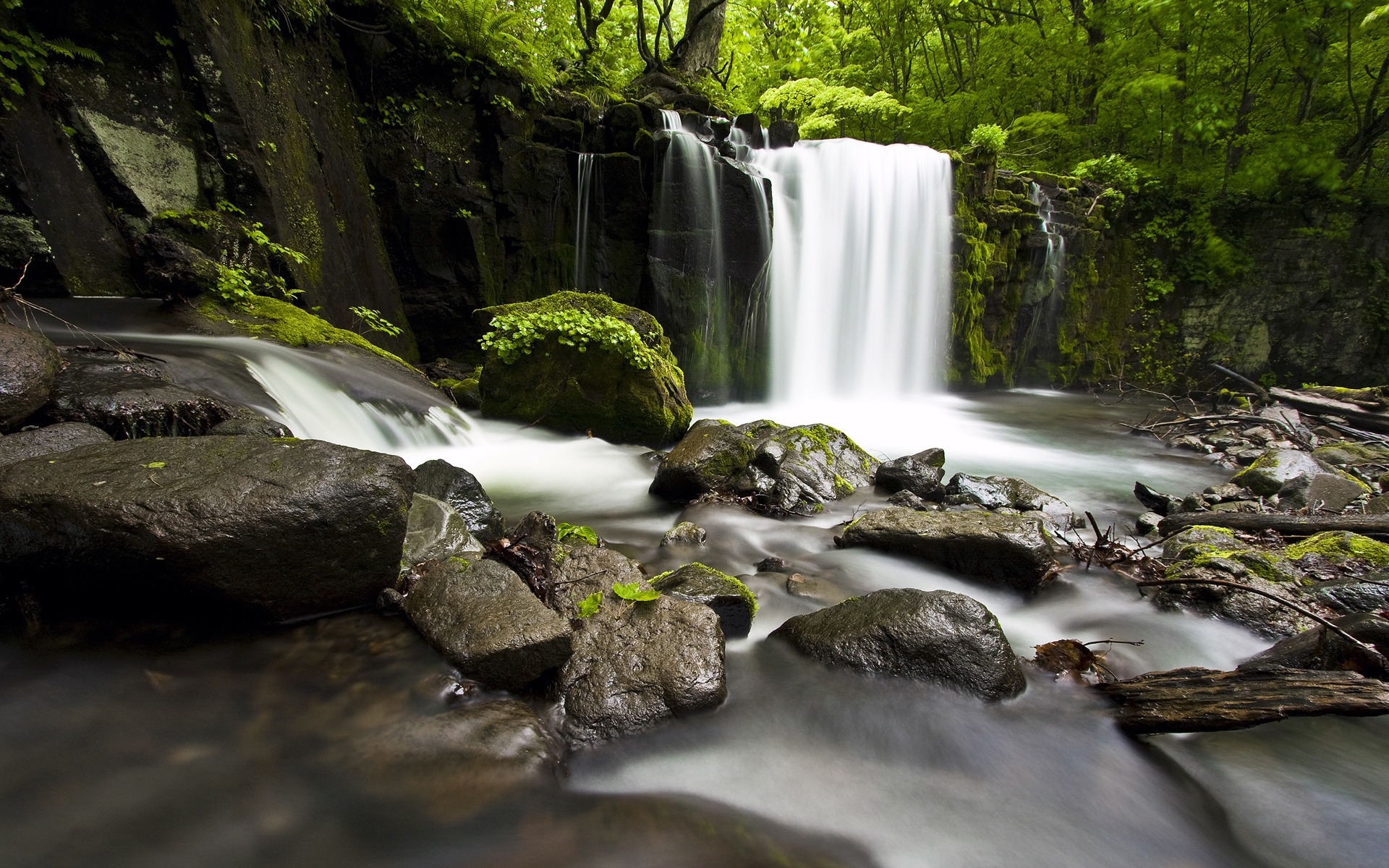 WallpapersWide Waterfall and Waterscape Wallpapers  Free Download HD Amazing Images 1920x1200