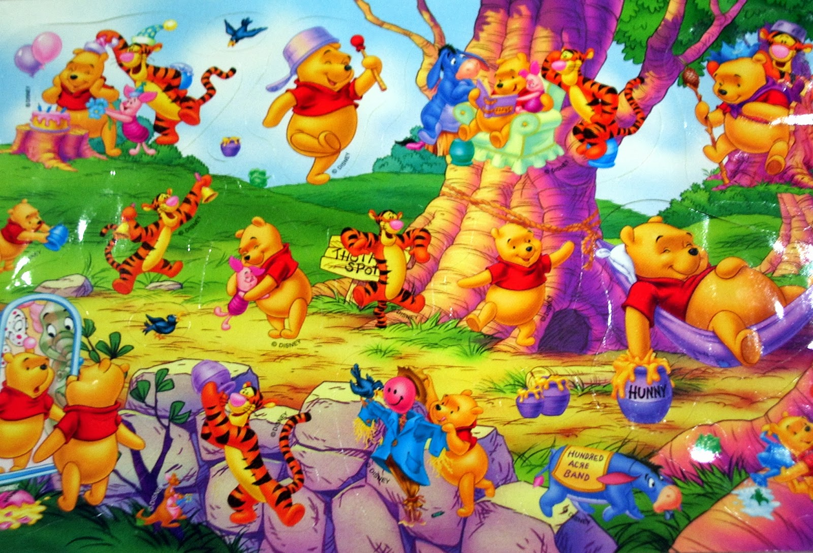 Winnie The Pooh HDQ Images VPC HD Wallpapers For Desktop 1600x1089