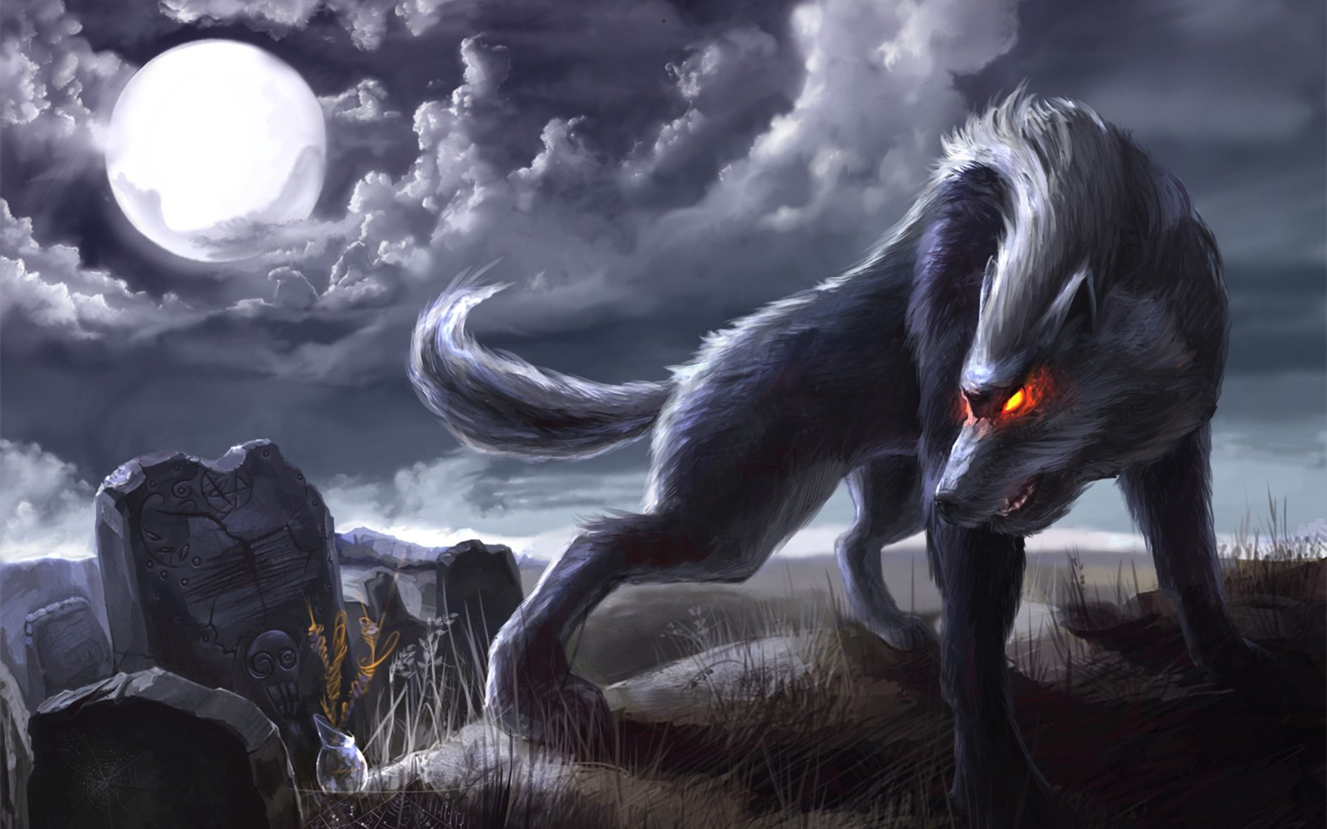 ET Free Wolf Wallpaper For Desktop Awesome Backgrounds 1920x1200