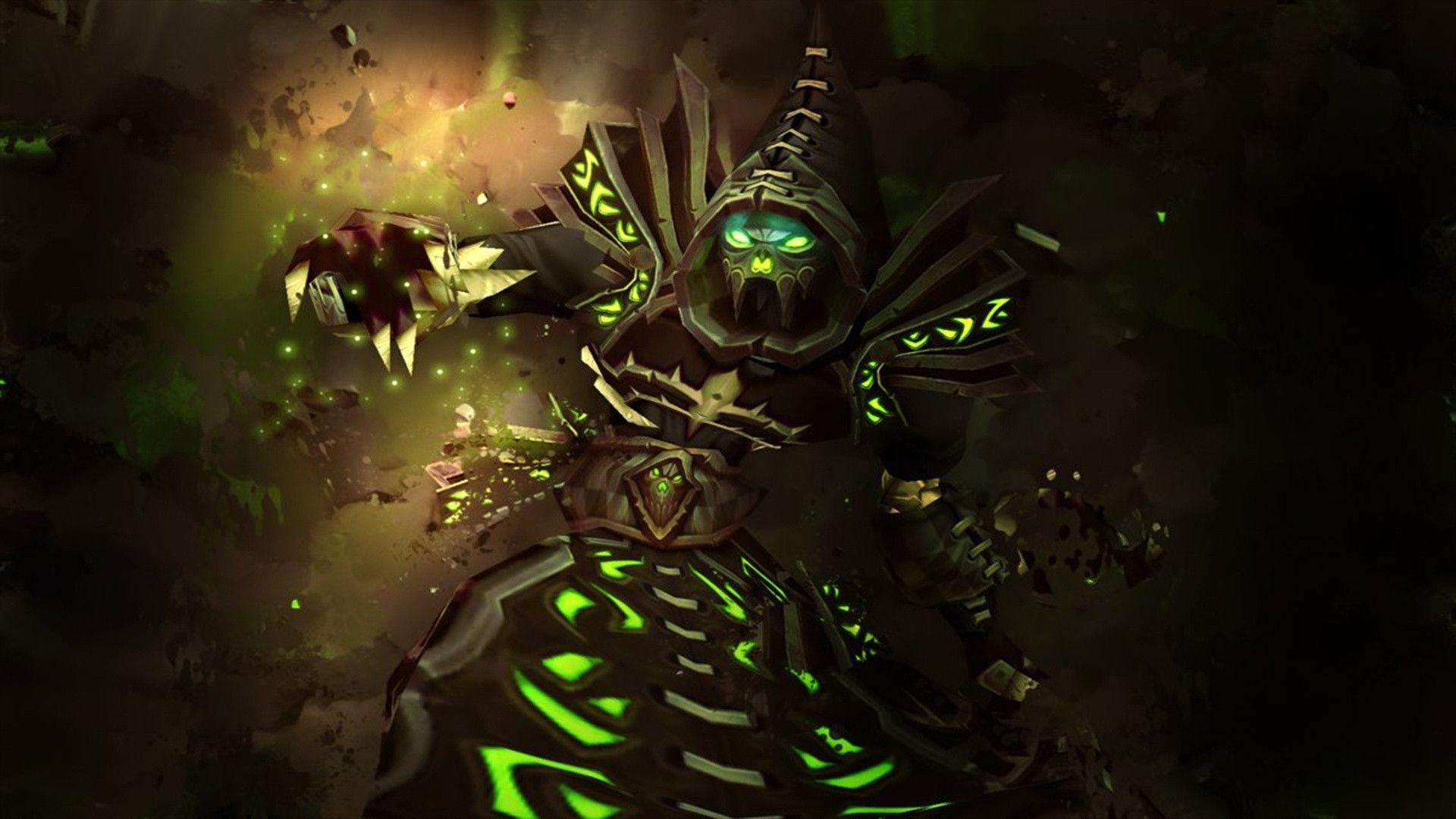 Download Mobile Wallpaper Games Background World Of WarCraft 1920x1080