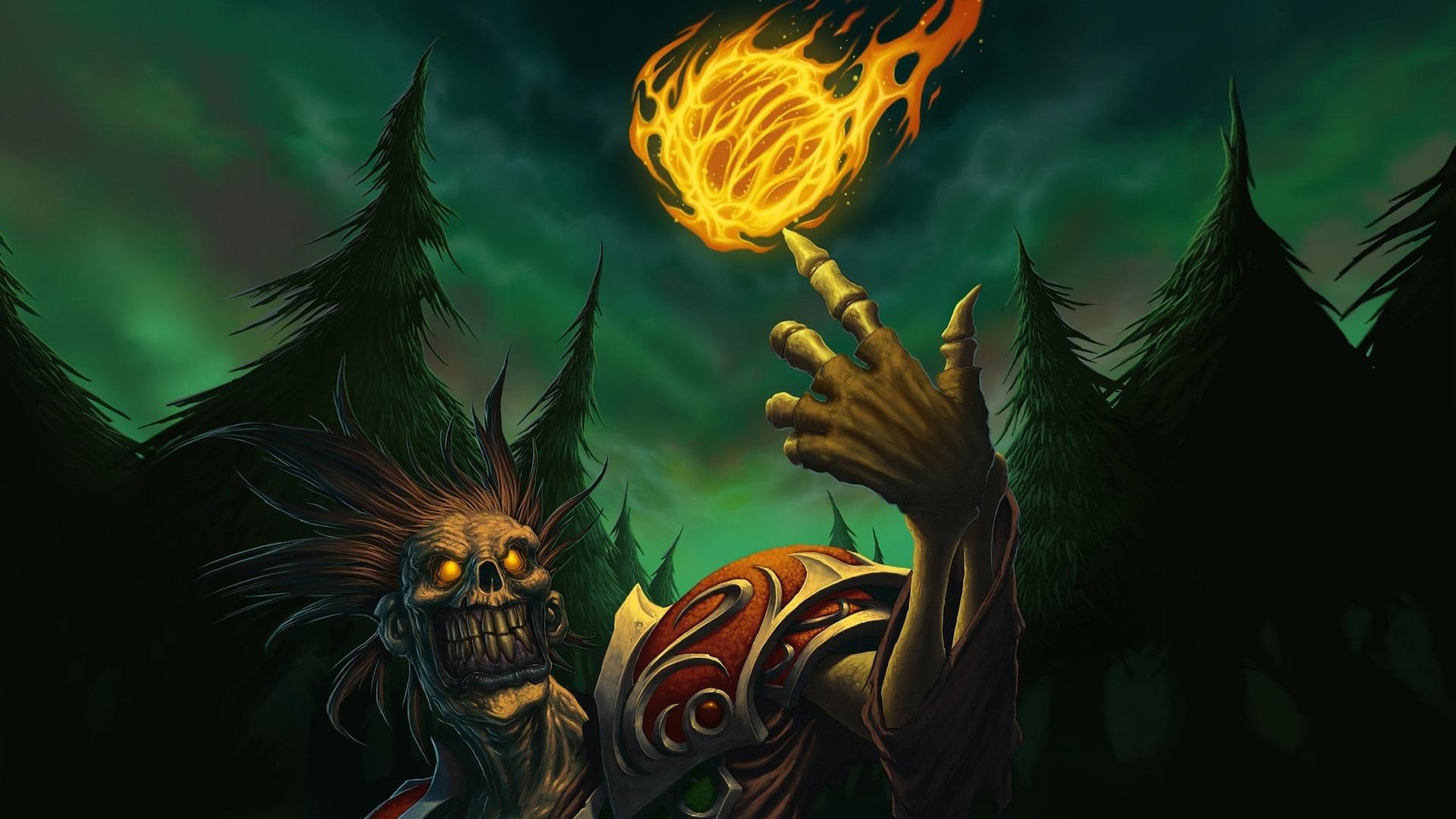 World Of Warcraft Fan Art Hd Desktop Wallpaper High