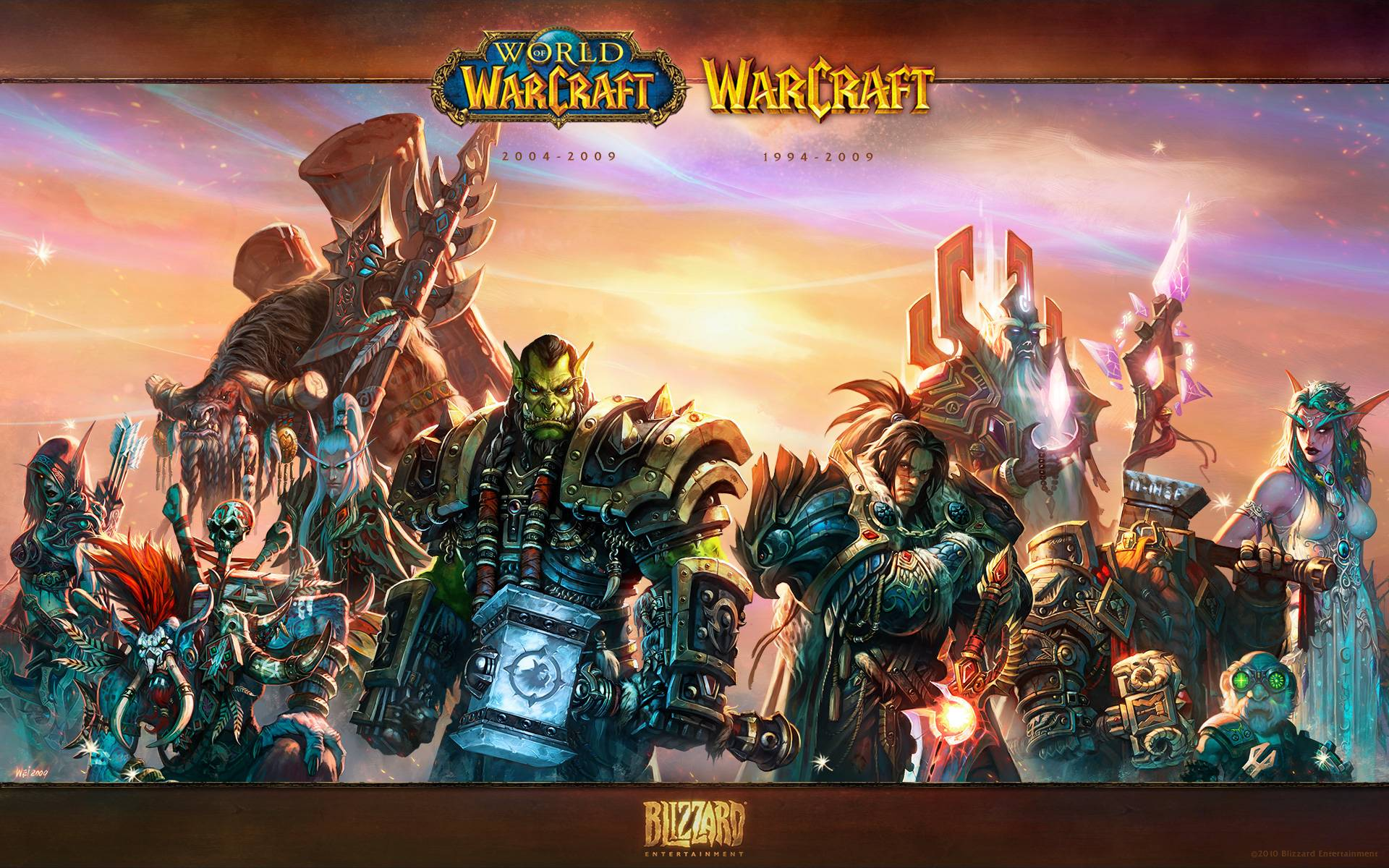 World Of Warcraft Alliance Wallpaper 40 Wallpapers