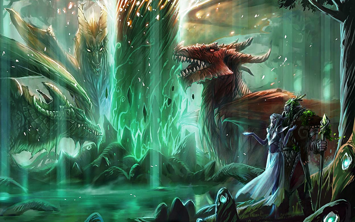 World Of Warcraft Desktop Wallpapers Group 1440x900