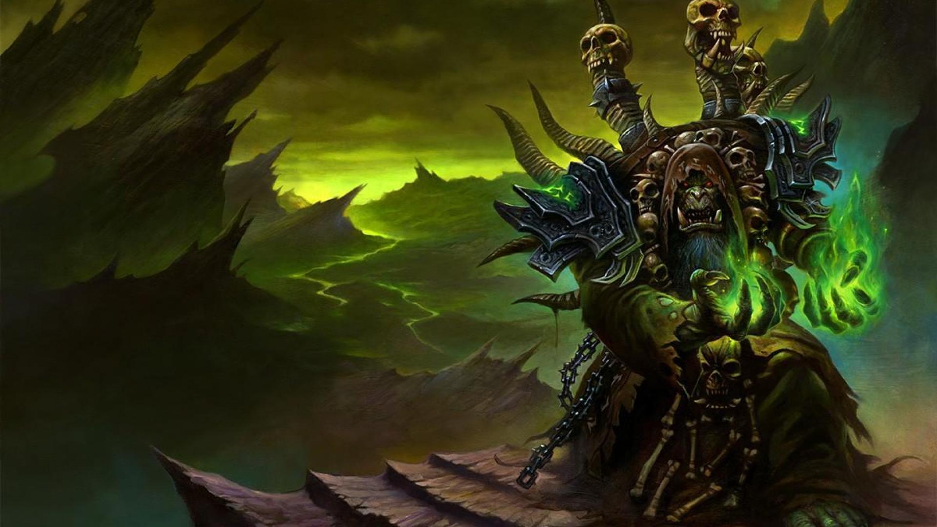 World Of Warcraft Wallpaper 1920x1080