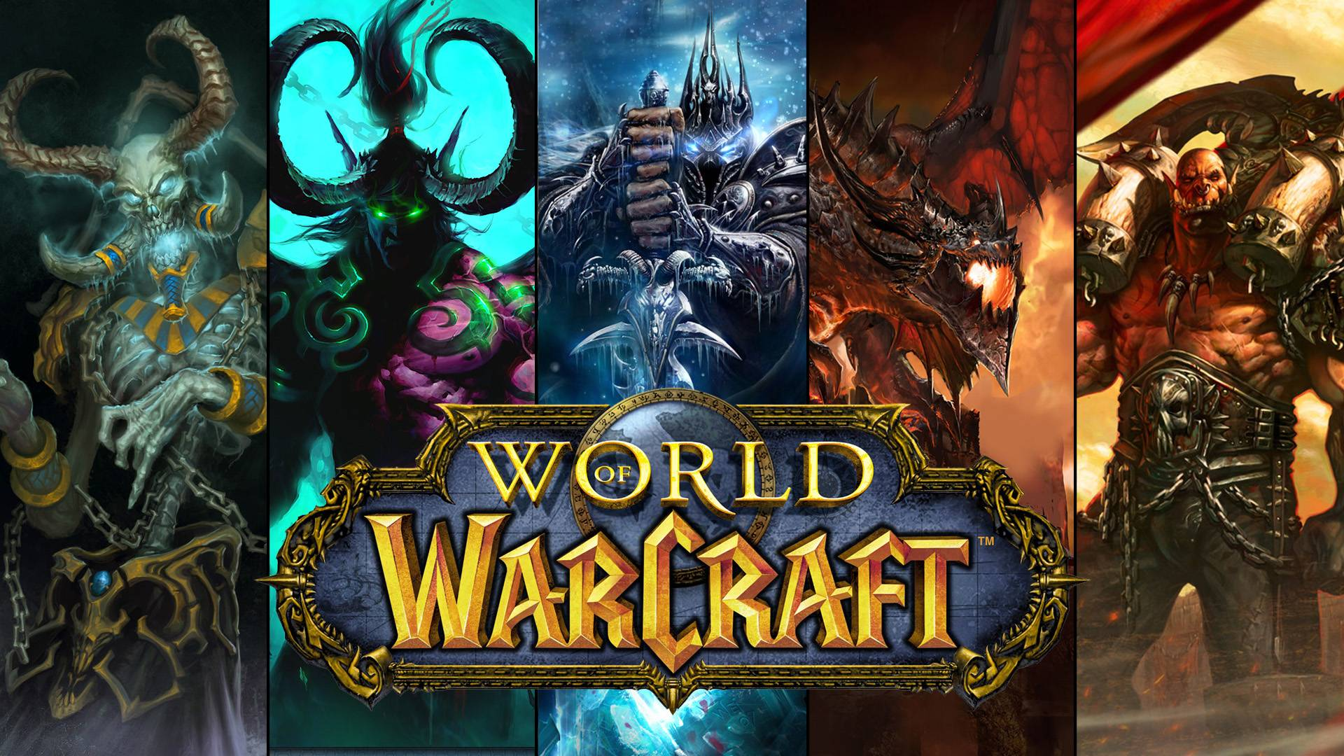 World of warcraft Wallpapers HD, Desktop Backgrounds, Images and 1920x1080