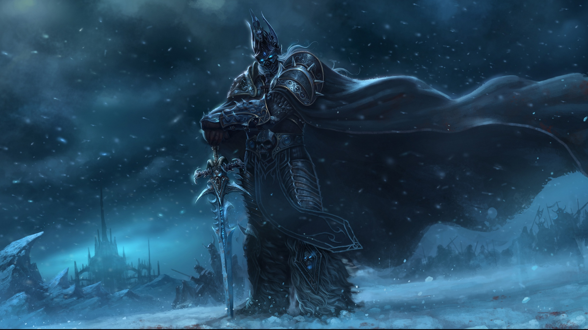 World Of Warcraft HD Wallpapers  Backgrounds  Wallpaper  1920x1080