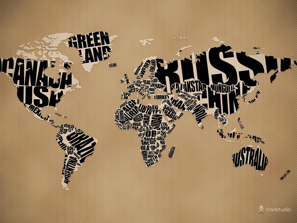 Old Earth Map Hd Desktop Wallpaper Widescreen High Definition