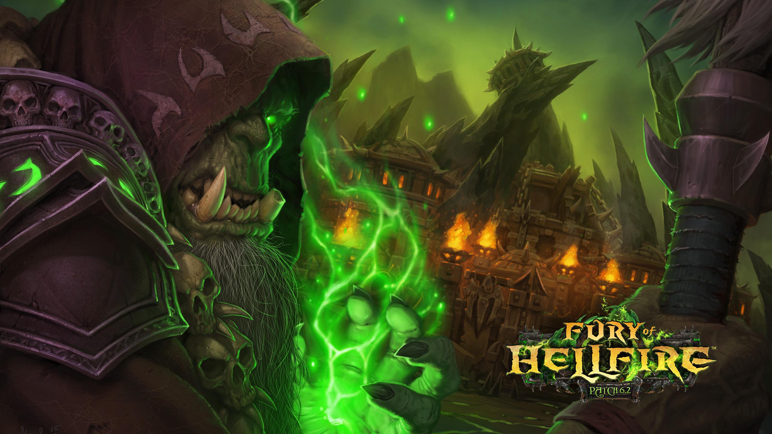 World Of Warcraft Legion Demon Hunter Hd Wallpaper 2560x1440