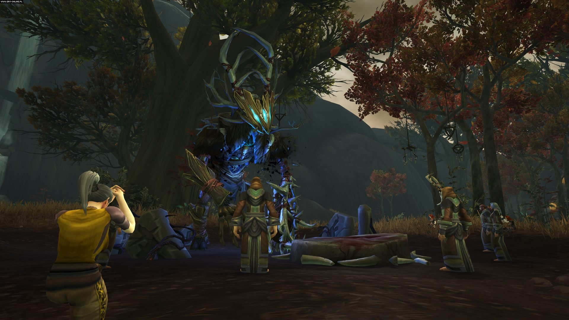 World of Warcraft Battle for Azeroth screenshots gallery