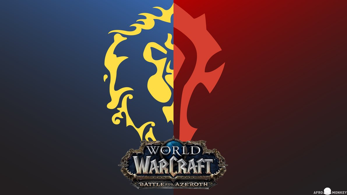 World of Warcraft Battle for Azeroth by TheAfroMonkey on