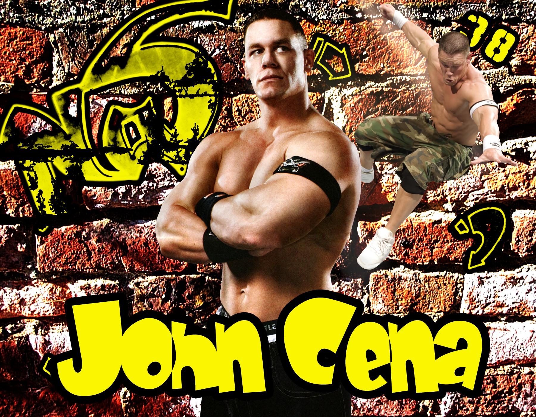 Wwe John Cena Wallpaper Www Deviantart More Like John Cena New Wwe