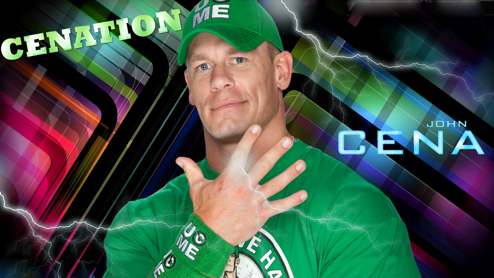 Free Download Wwe John Cena Hd Wallpapers 1600x900