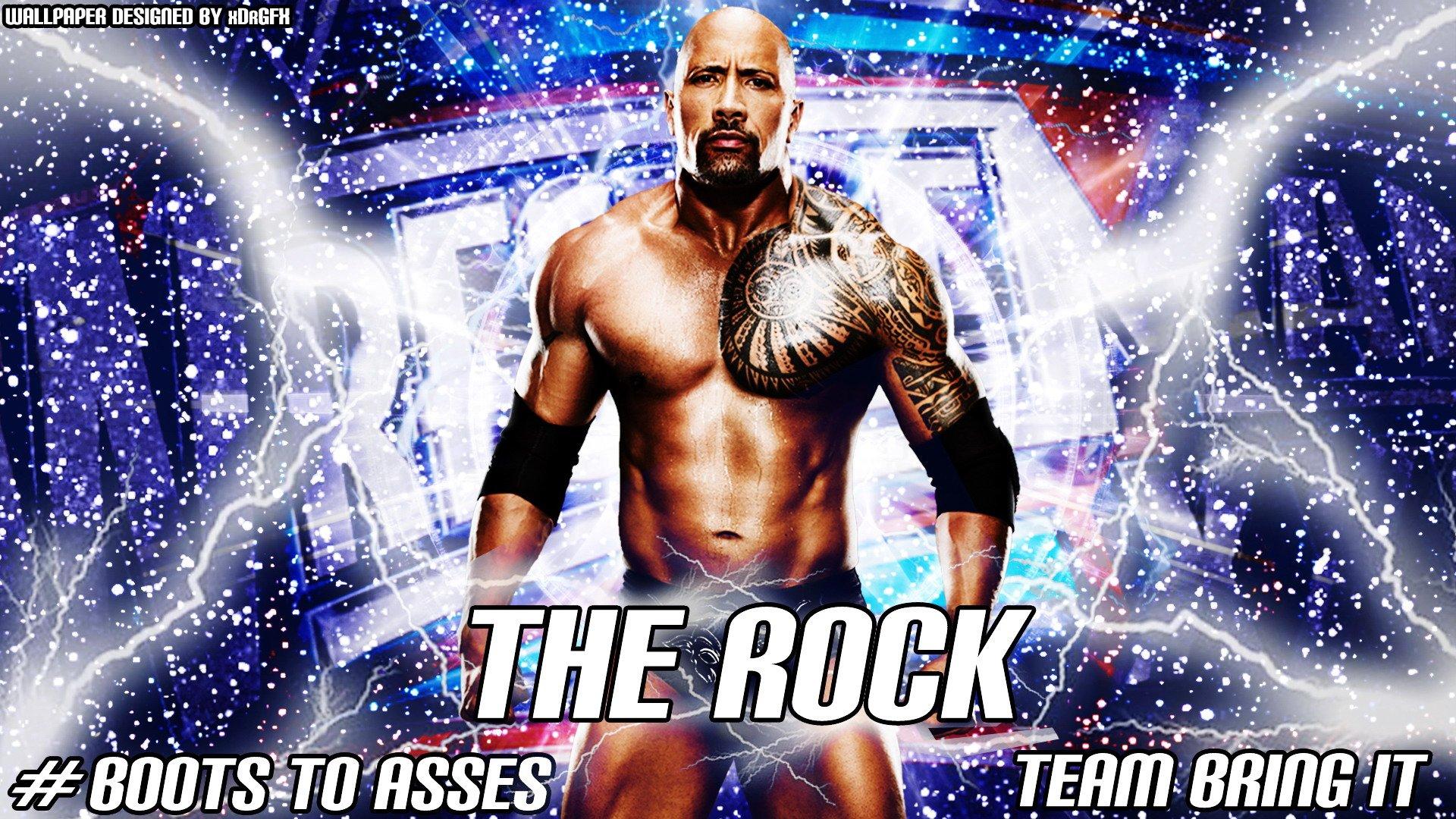 The Rock HD Wallpapers WWE Free 1920x1080