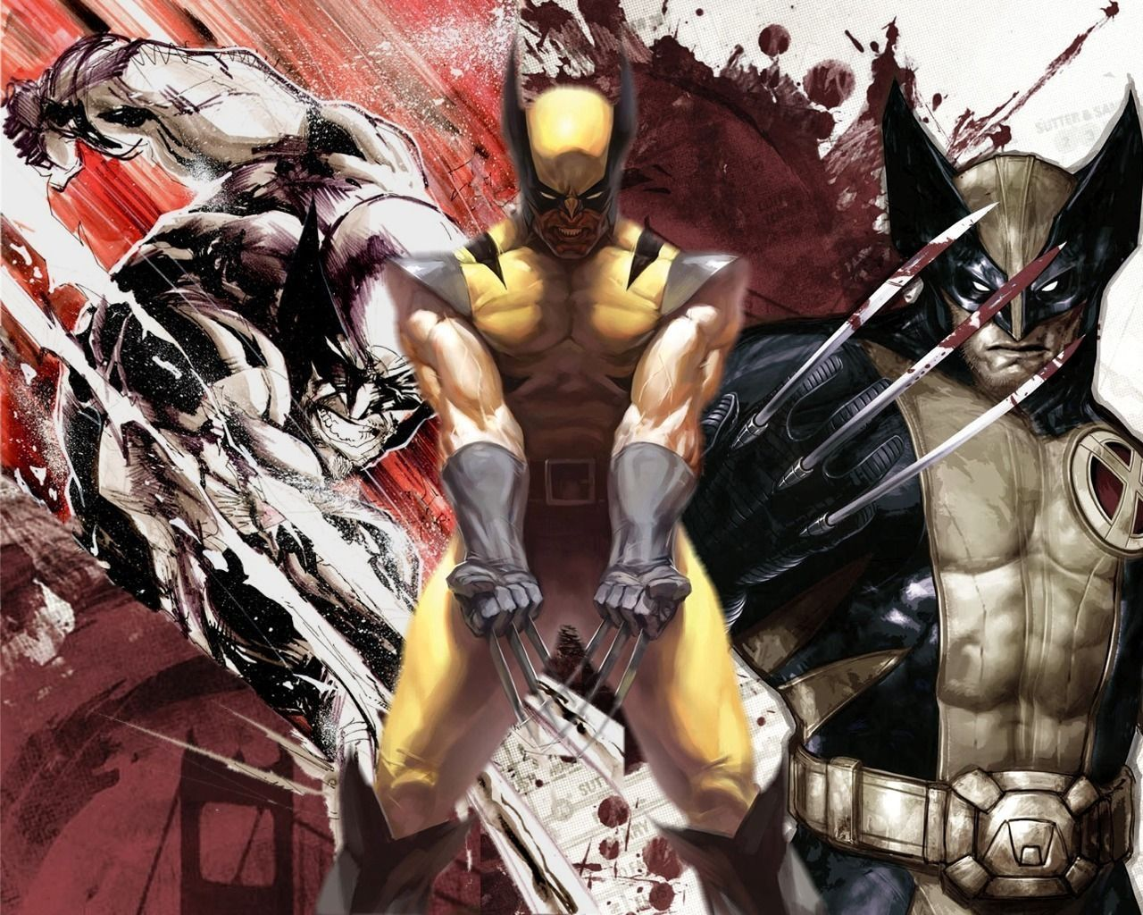 Hugh Jackman Xmen Wolverine Wallpapers Hd Collection The Smashable