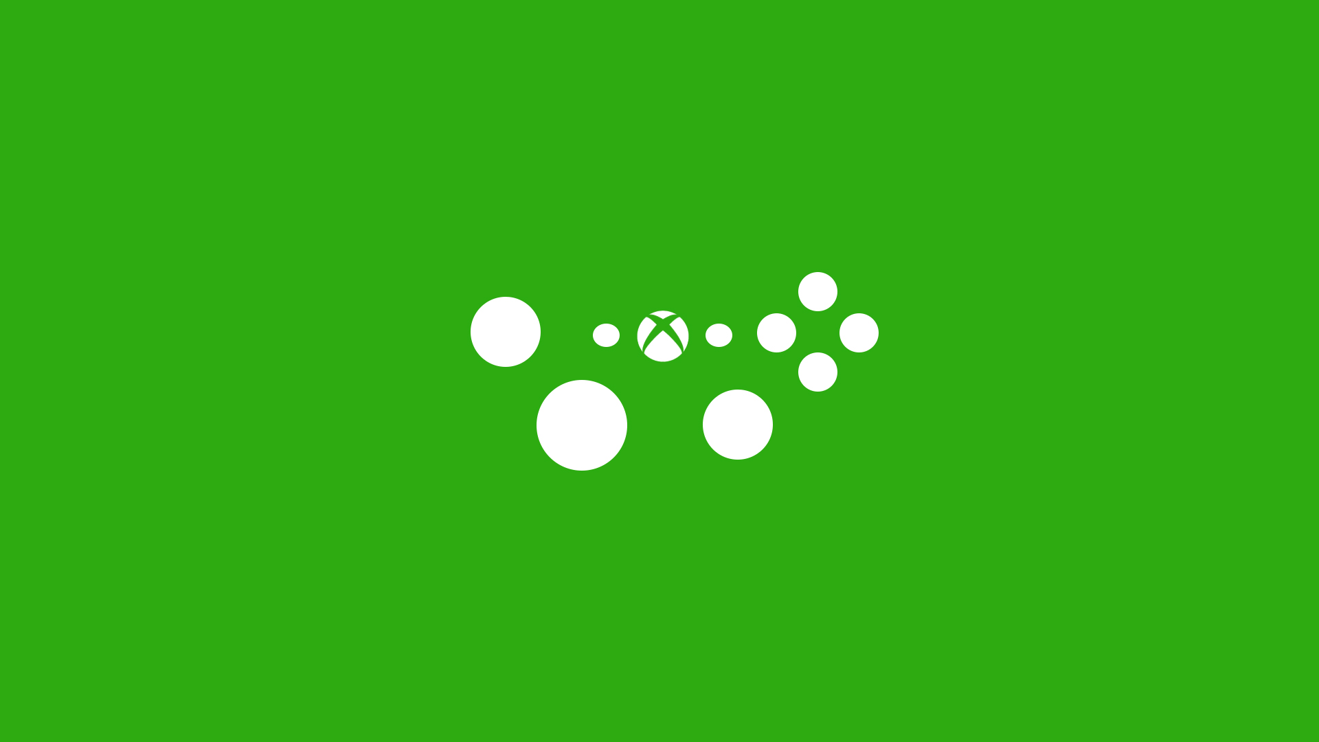 Xbox Controller Iphone Plus Wallpaper 1920x1080