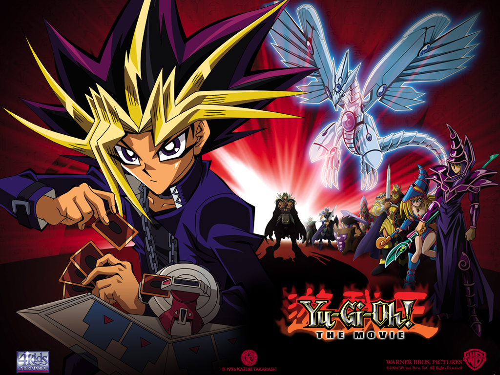 YuGiOh! HD Wallpapers  Backgrounds  Wallpaper  1024x768