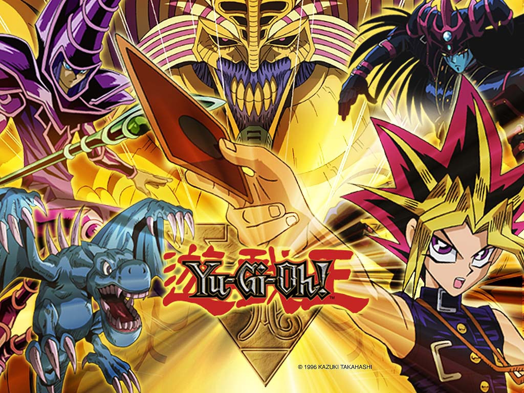 yugioh background for desktop  Yugioh Desktop Background 1024x768