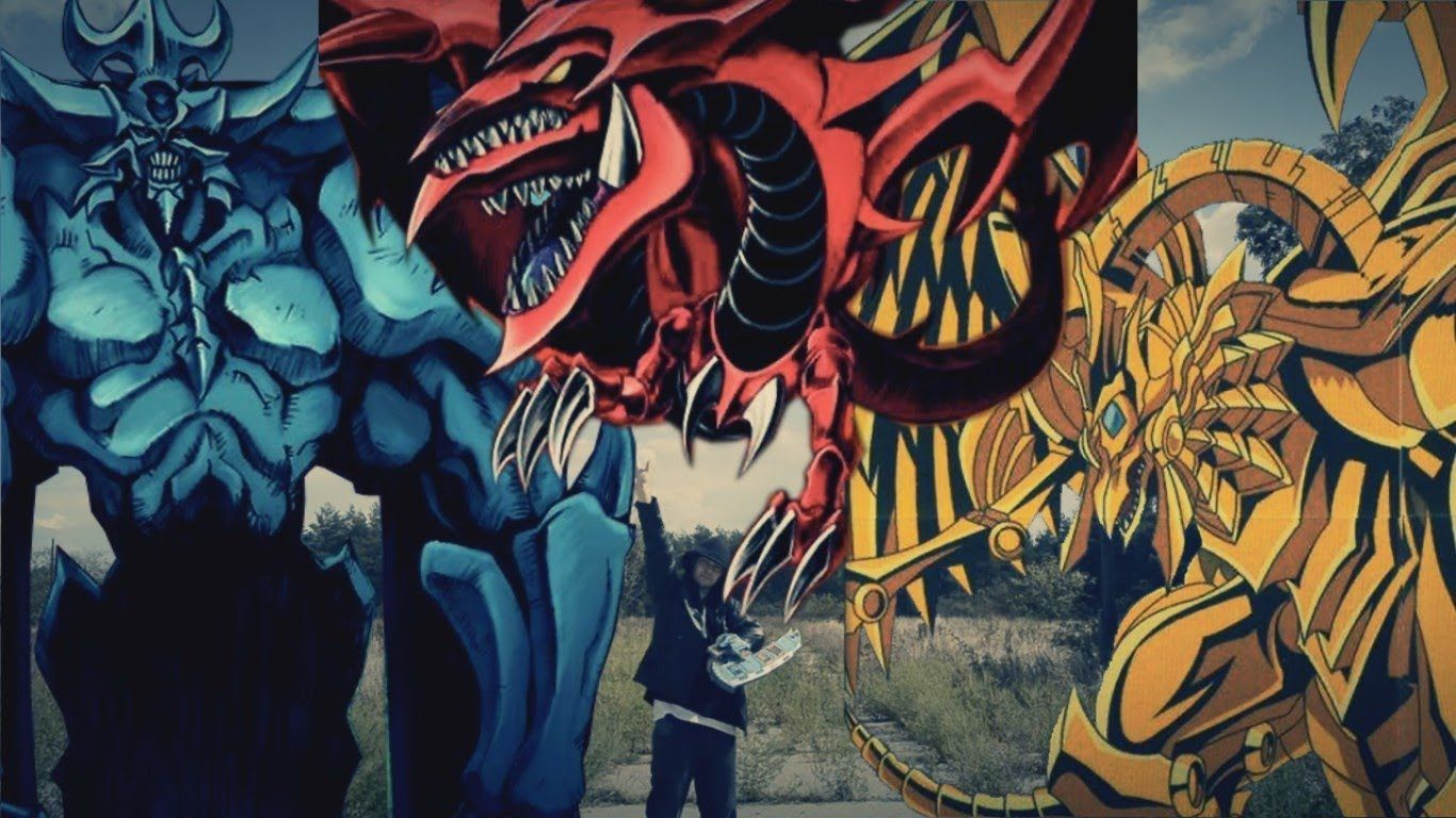 YuGiOh! HD Wallpapers  Backgrounds  Wallpaper  1366x768