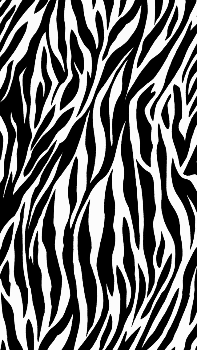 iphoneZebraPrintsVertical Retina iPhone Wallpapers  Page  640x1136