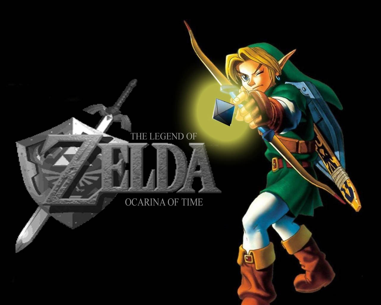 Zelda Ocarina Of Time Wallpapers 27 Wallpapers Adorable