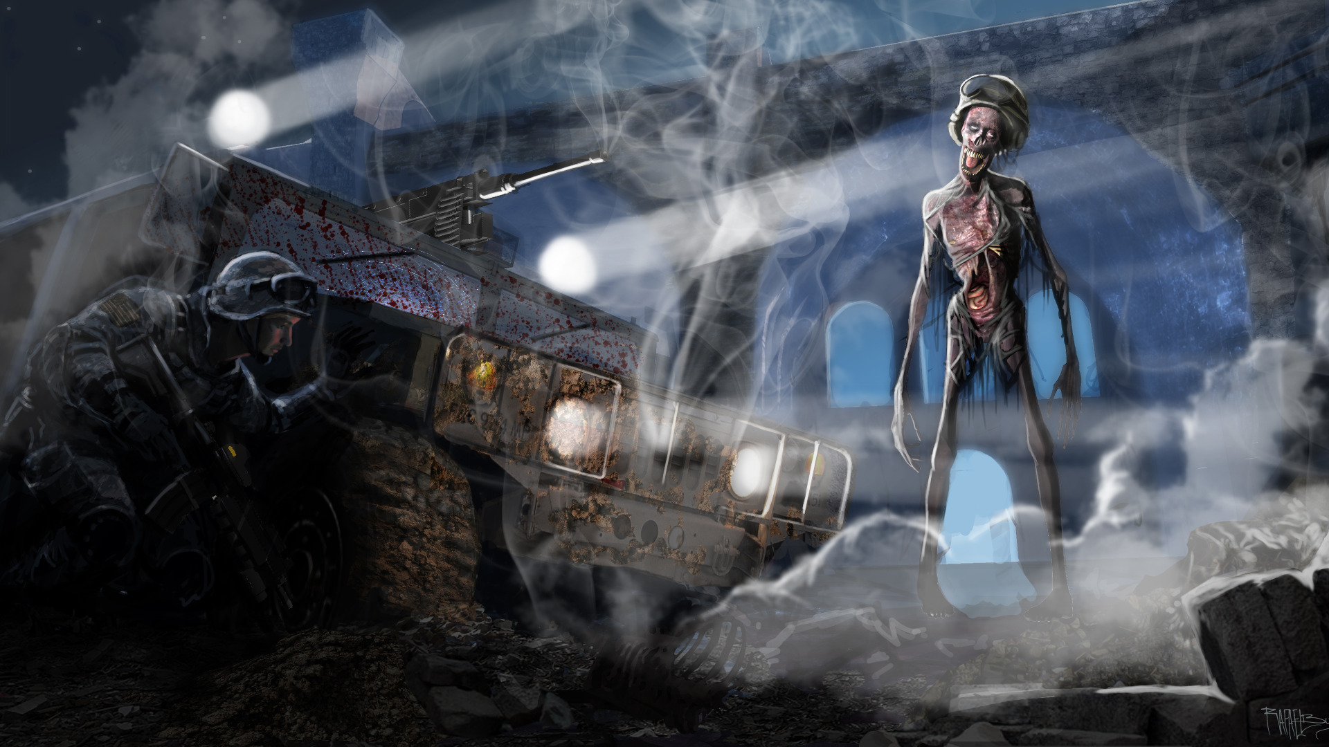 Zombies Wallpapers  Wallpaper  1920x1080