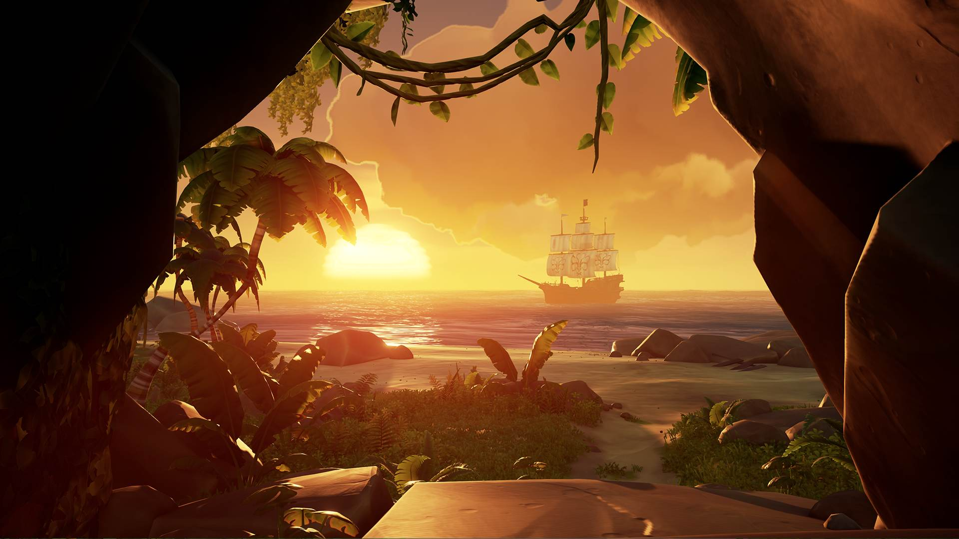 Sea Of Thieves Wallpapers Wallpaper