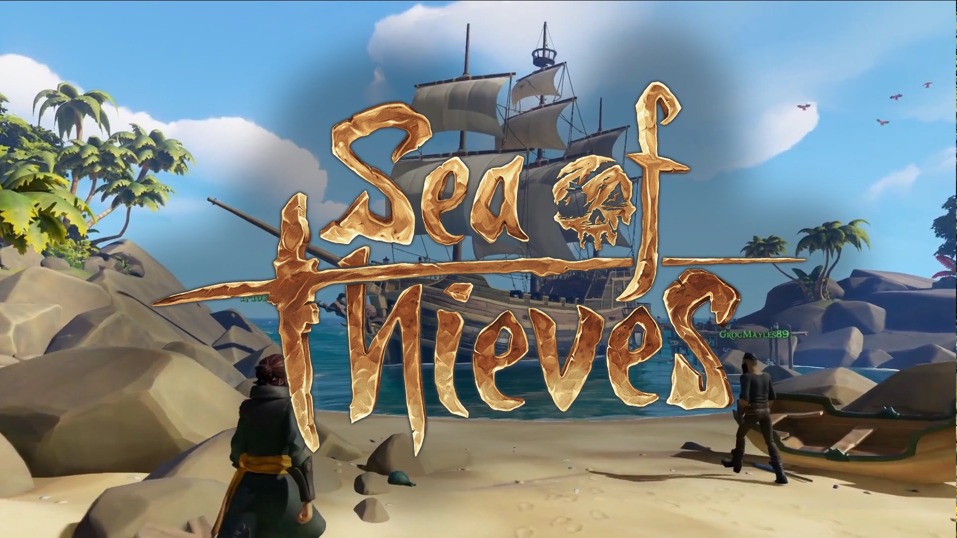 Sea of Thieves news at The Game Awards on December th This Is