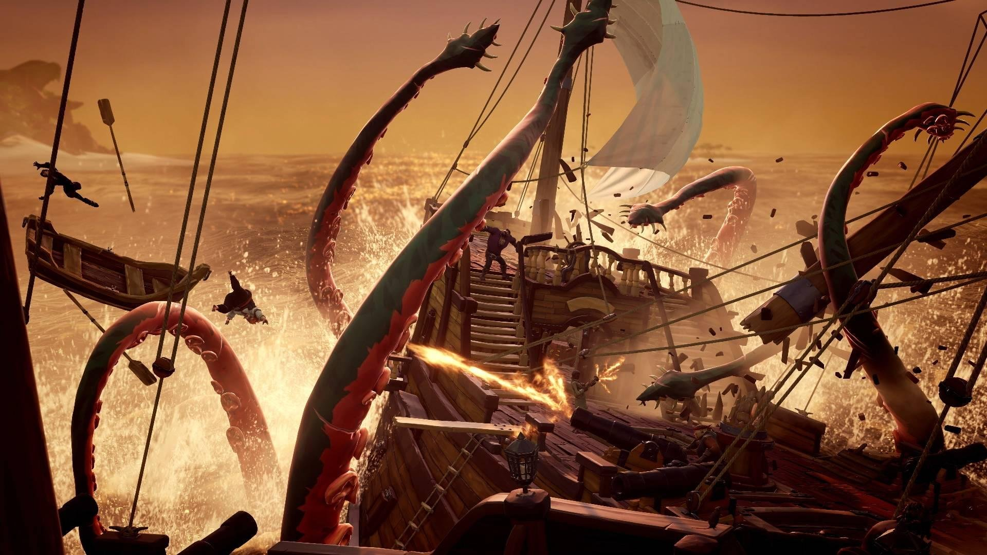 Sea of Thieves what we know so far Red