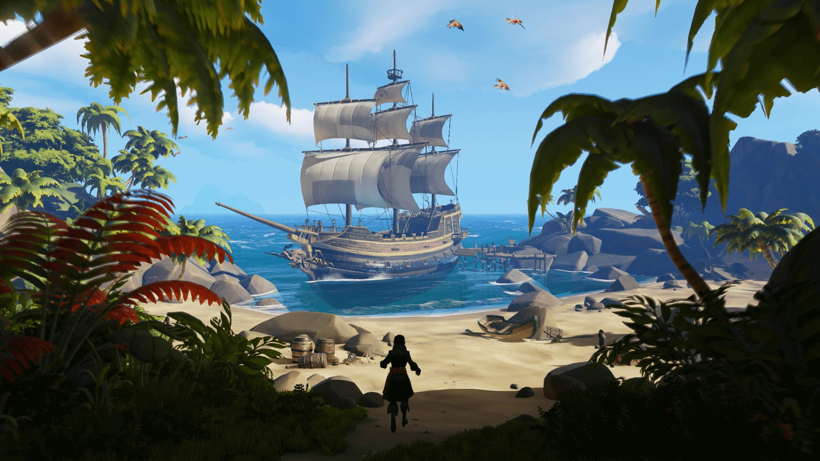 Sea of Thieves ultimate beginners starter guide Windows