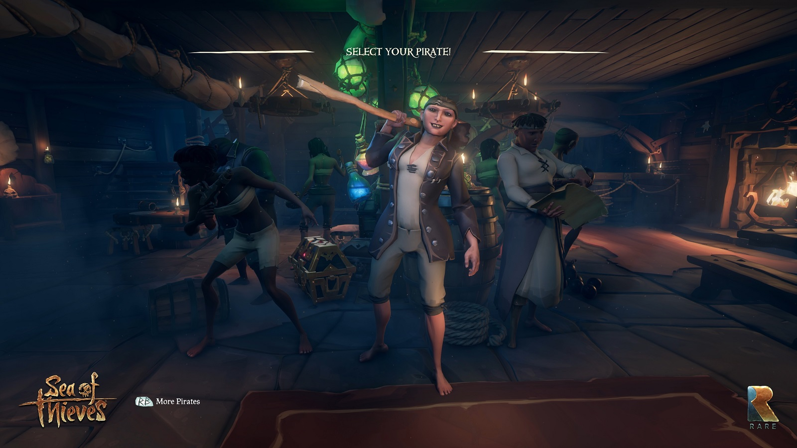 Heres what you can do in Sea of Thieves that you couldnt in the