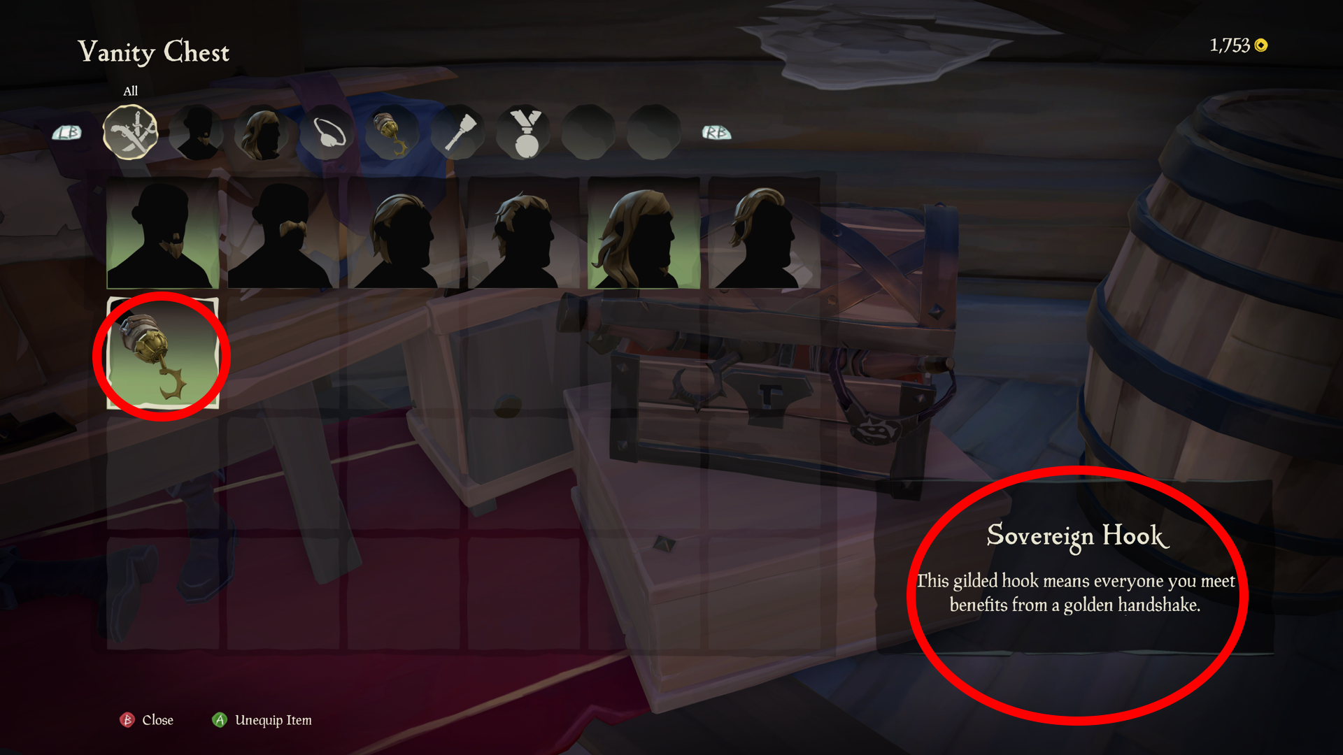 Literally unplayable Sea of Thieves Album on