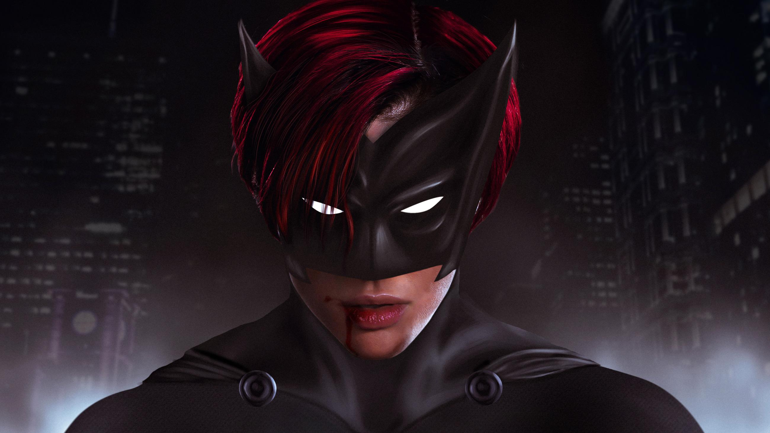 Ruby Rose Batwoman Wallpapers