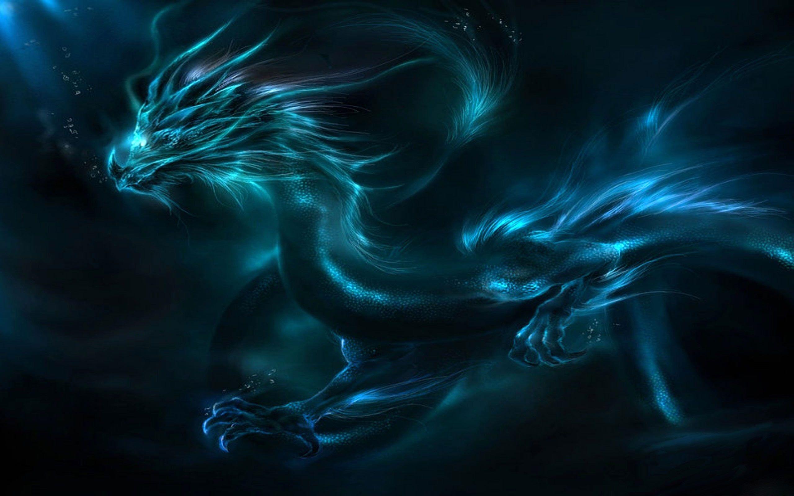 Water Dragon Wallpapers Desktop