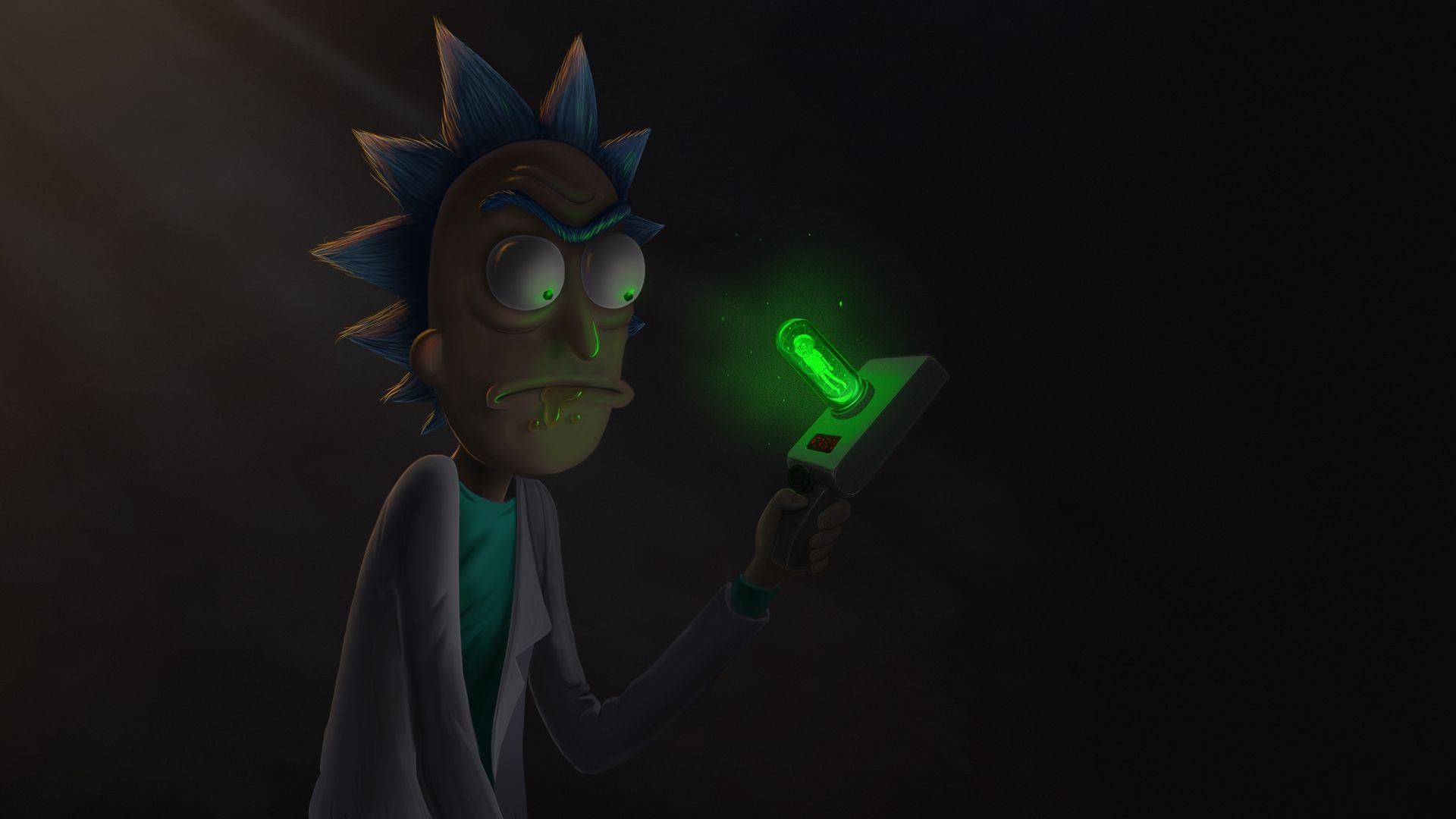 Rick And Morty Hd Wallpapers Posted By