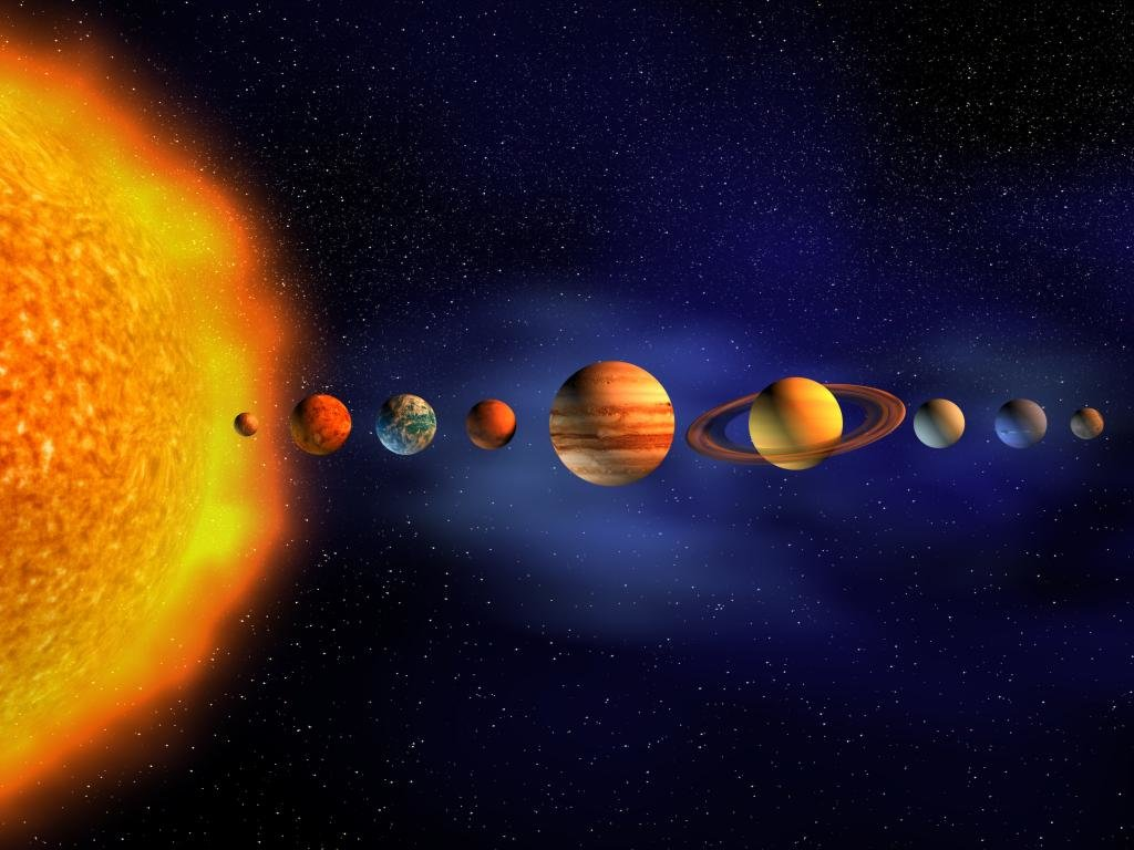Solar System wallpapers HD for desktop