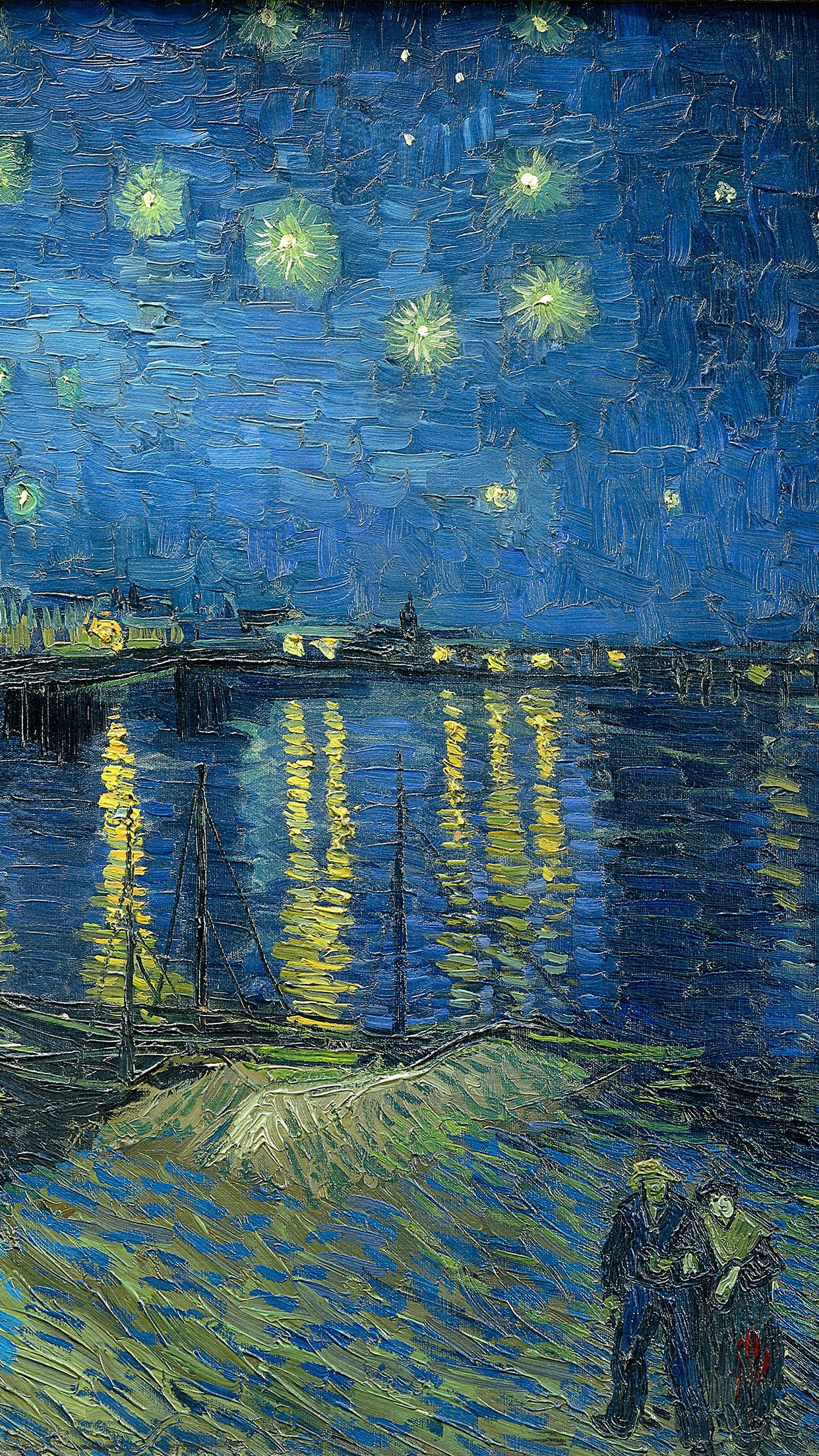 Van Gogh wallpaper Download free