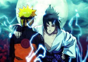 Imagenes De Naruto Y Sasuke Wallpapers 003