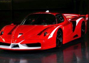 Wallpapers Mobil Ferrari 001