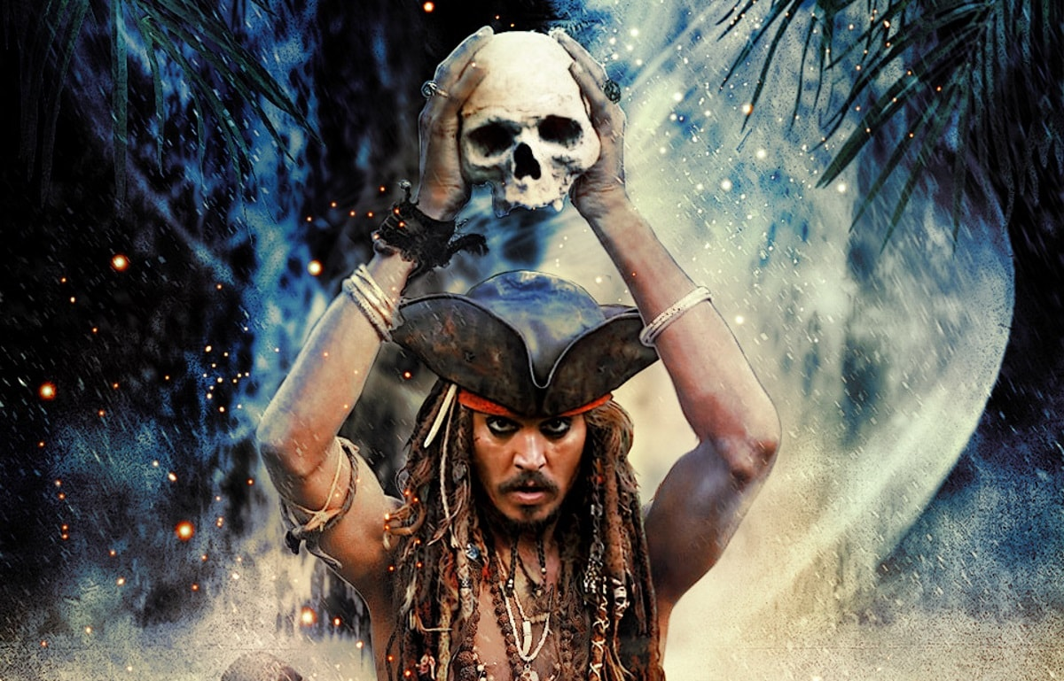 Pirates Of The Caribbean Dead Men Tell No Tales Wallpapers 002